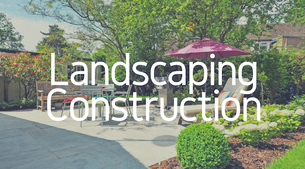 landscaping services Kingston construction
